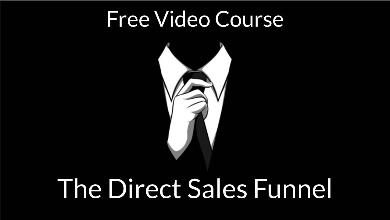 The Direct Sales Funnel Course – BB System